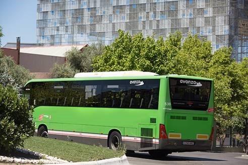 La Comunidad de Madrid prolongará desde el 21 de junio la línea de autobuses interurbanos 654 hasta Los Satélites de Majadahonda