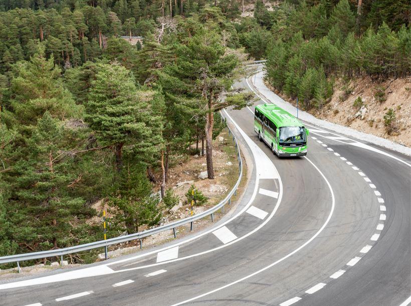 La Comunidad de Madrid refuerza las conexiones de autobuses interurbanos en varios municipios de la región